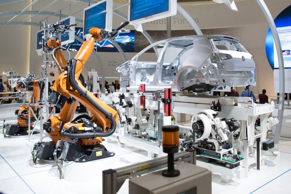 Industrie 4.0 EFICON